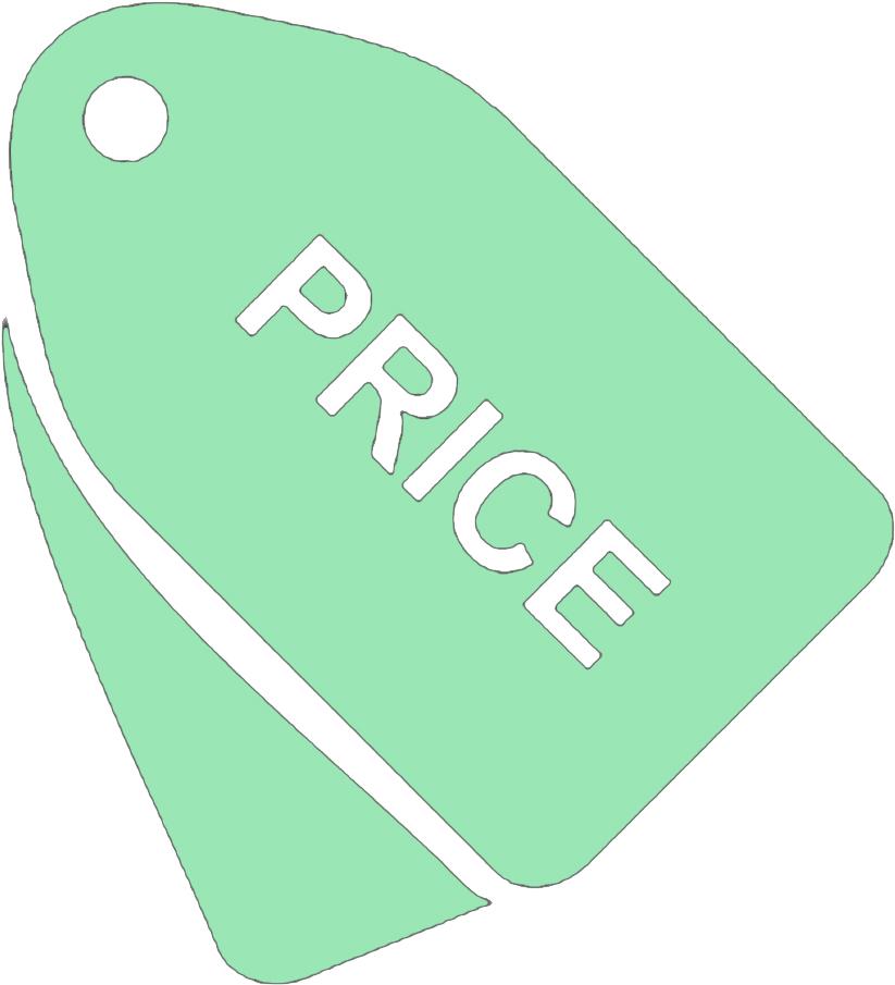Базовий рівень EQF 3 - Ціна